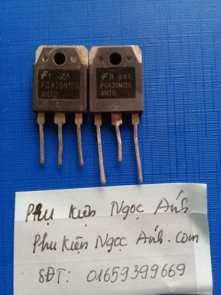 FGA25N120, FGA25N120,25N120 IGBT 25A 1200V TO-3P5