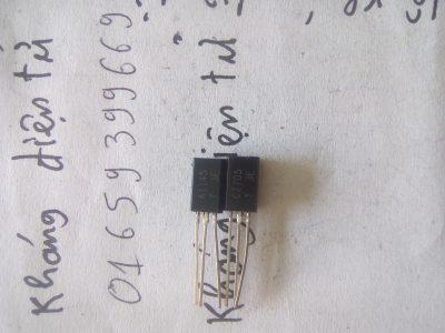A1145 C2705 cặp sò 2SA1145 2SC2705 chất lượng cao