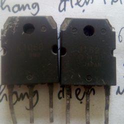 K1058 J162 cặp sò âmly 2SK1058 2SJ162 tháo máy nguyên gốc