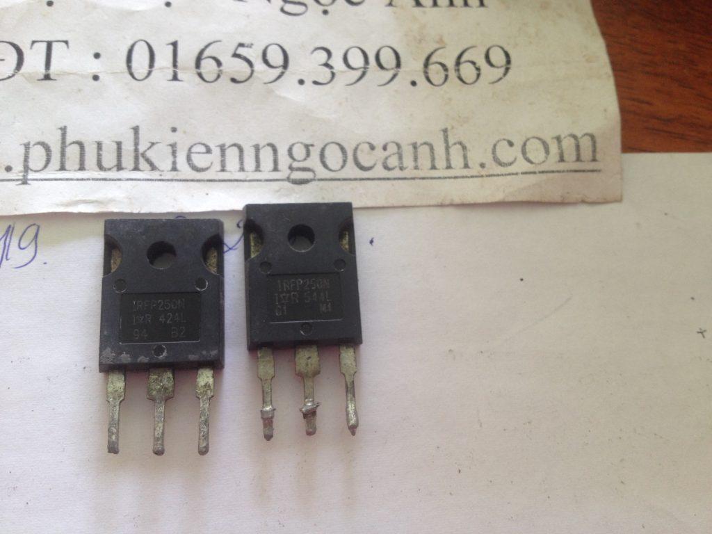 Sò mosfet IRFP250N tháo máy nguyên gốc N-channel 30 A, 200 V