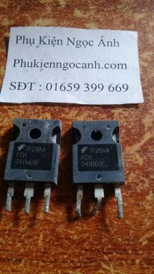 FCH041N60F hàng Cũ tháo máy chất lượng Giá 30k cái1
