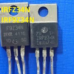 IRFZ34N IRF9Z34N