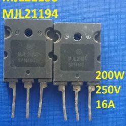 MJL21193 MJL21194