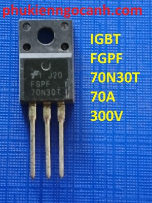 FGPF70N30